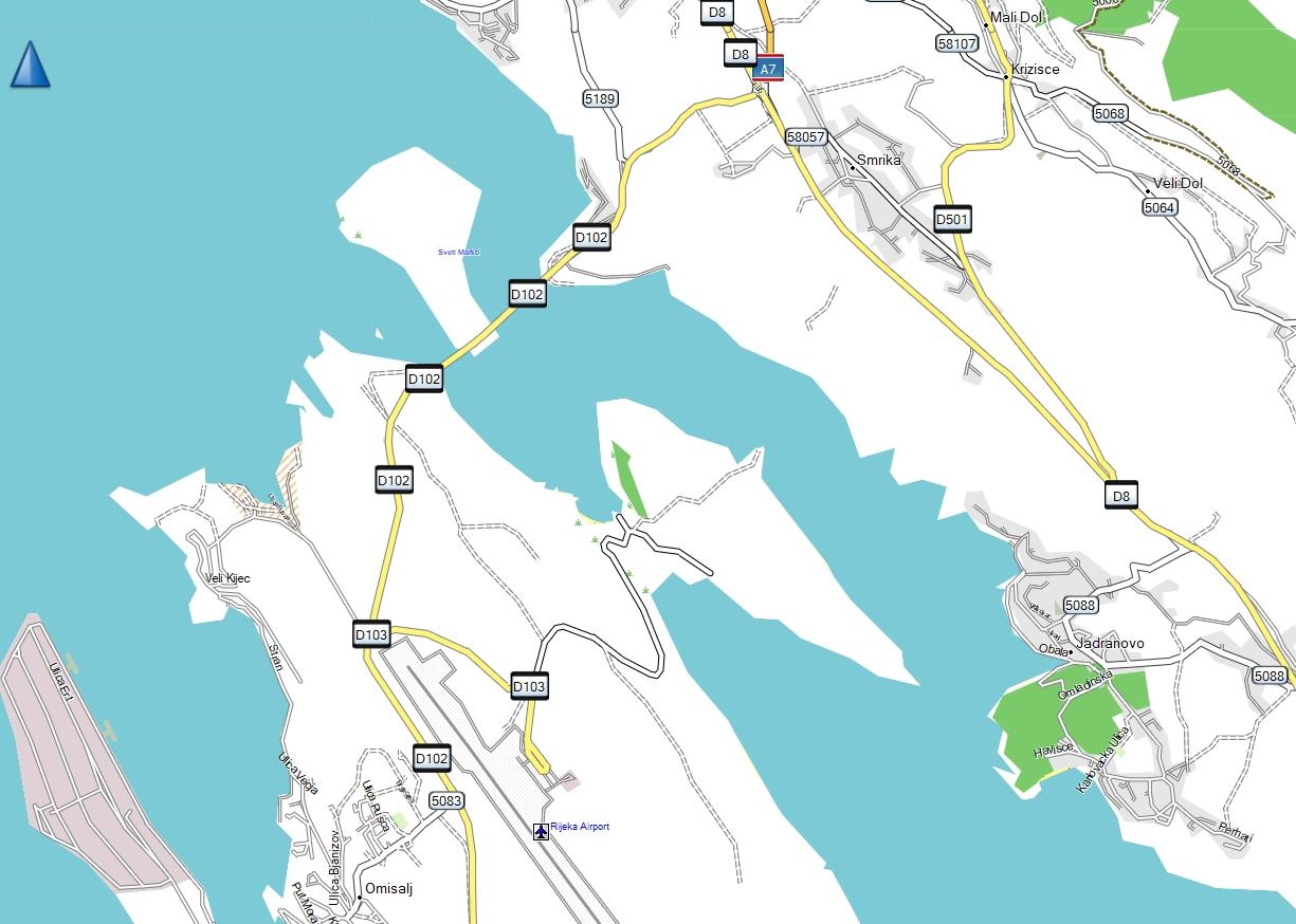 Problem with croatia map garmin maps openstreetmap forum osm croatia bc zoom 700mg sciox Gallery