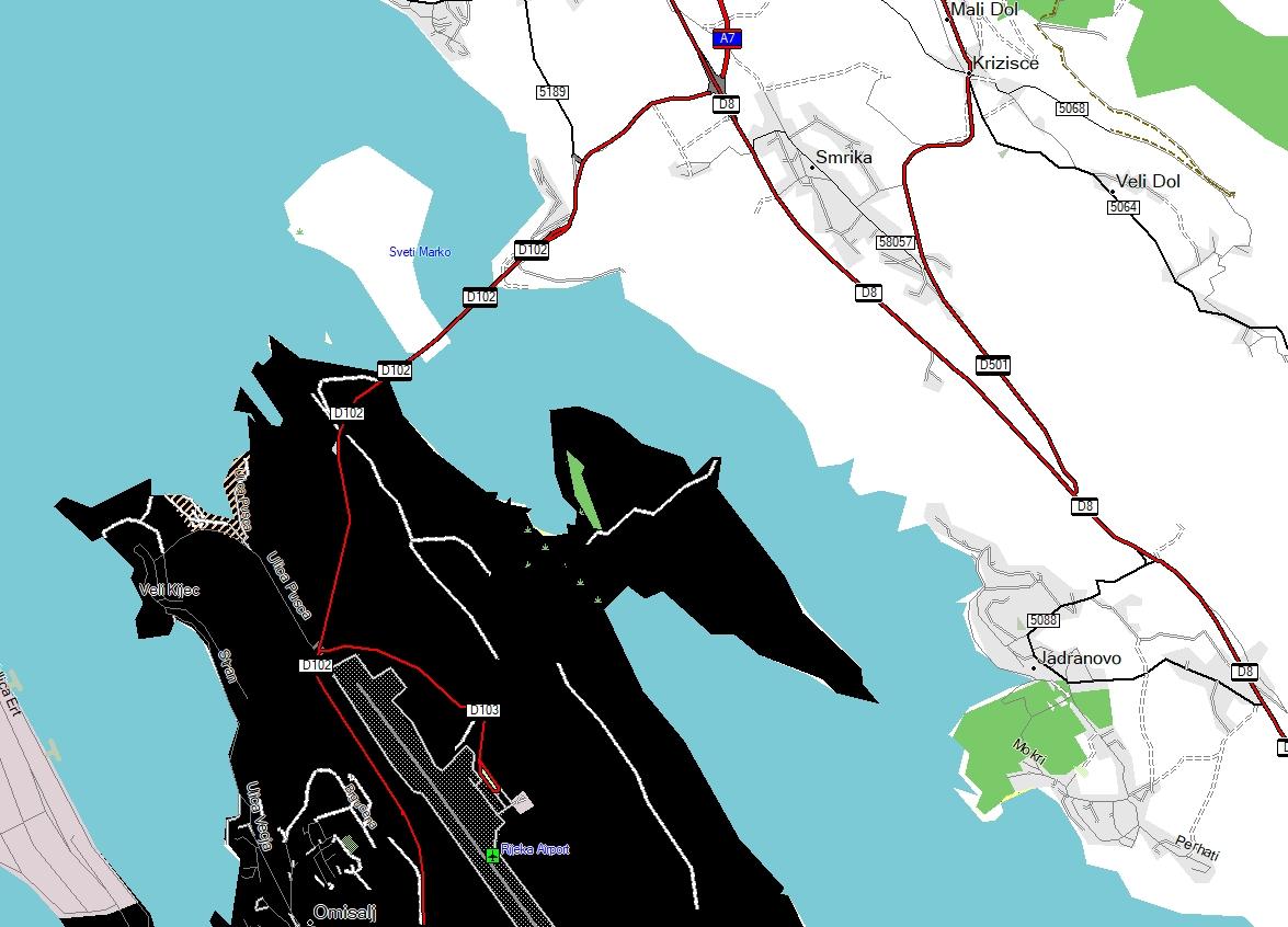 Problem with croatia map garmin maps openstreetmap forum osm croatia ms zoom 700mg sciox Gallery